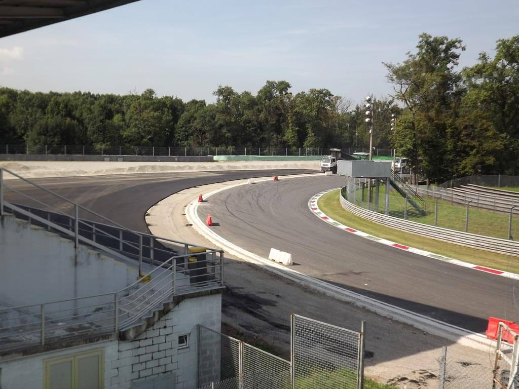 Monza Parabolica