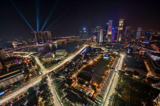 Singapur 2012 f1
