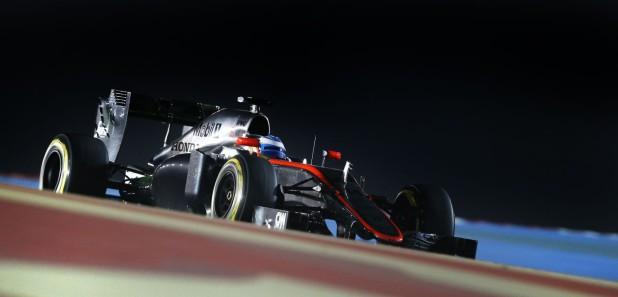 Alonso McLaren Honda 2015 Bahrajn