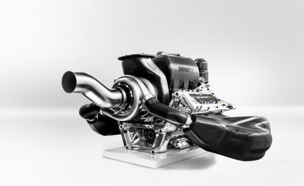 Renault silnik V6 Turbo 2014