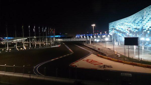 Soczi noc 2015 Rosja