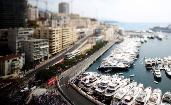 Monaco 2016 Red Bull