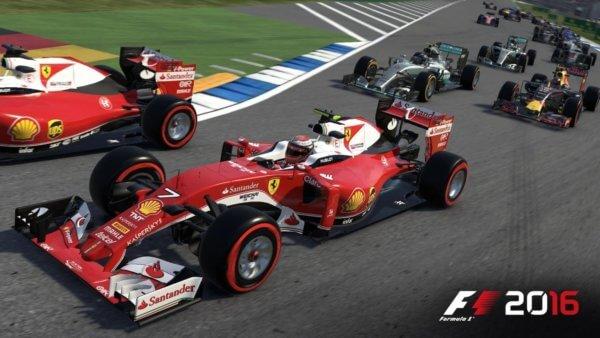 Gra F1 2016 screen 03