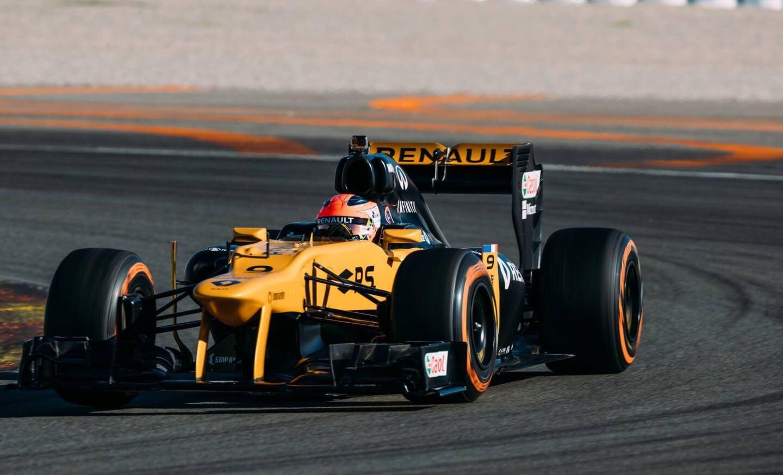 Kubica ponownie przetestuje bolid renault cyrk f1 for Kubica cars