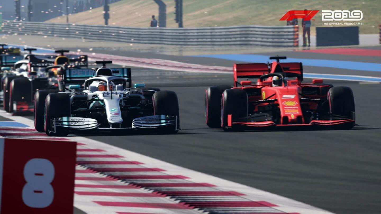 Gra F1 2019 Jest Juz Dostepna Cyrk F1